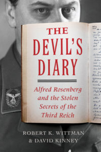 The Devil's Diary By Robert K. Wittman and David Kinney Harper, 528 pages, $35