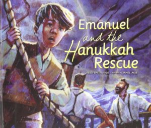 """Emanuel and the Hanukkah Rescue"""