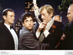 "Mark Linn-Baker and Peter O'Toole star in ""My Favorite Year."""