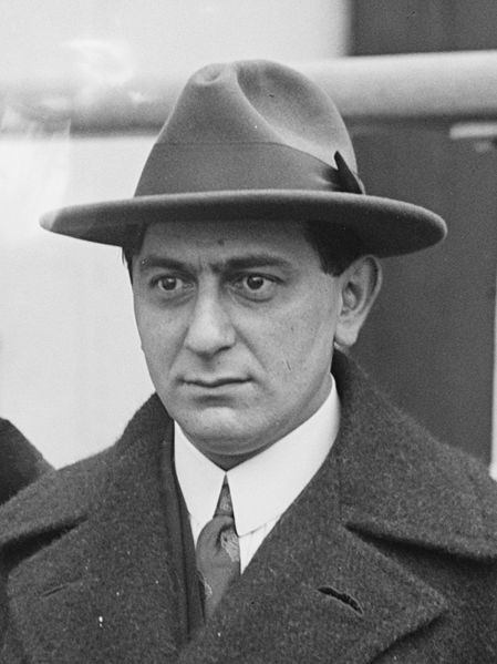 Ernst Lubitsch (photo credit: public domain via Wikipedia)