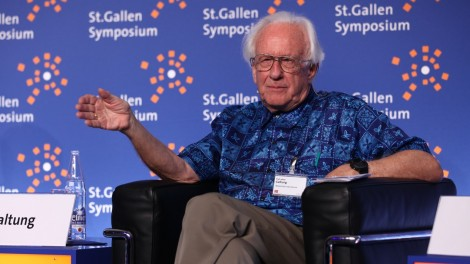 Johan Galtung (photo credit: CC BY-SA Seadart, Wikipedia)
