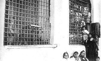 The Jews of Fez find shelter In the lions' den