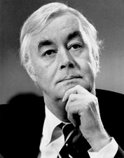 An important truth. Daniel Patrick Moynihan (photo credit: public domain via Wikipedia)
