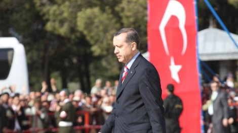 Turkey's leading man is known for his emotional tirades. Recep Tayyip Erdoğan