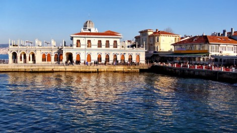 The Princess Island Port in Büyükada (photo credit: Shutterstock)