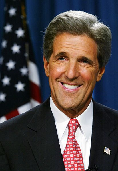Are you sure you aren't Jewish? John Kerry