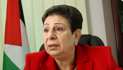 Hanan Ashrawi (photo credit: Miriam Alster/Flash90)