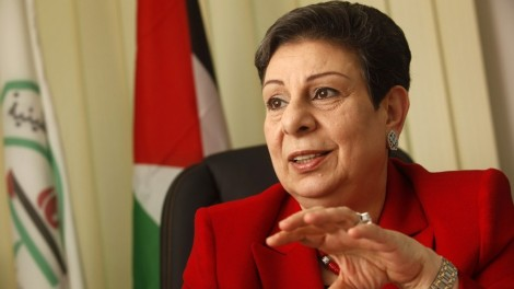 A ringing endorsement for Zionism. Hanan Ashrawi (photo credit: Miriam Alster/Flash90)