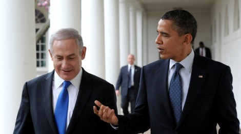 US pro-Israel groups have praised the President's support (photo: Flash 90)