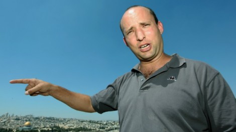 Bennett has chosen his direction (photo credit:  Moshe Shai/Flash90)