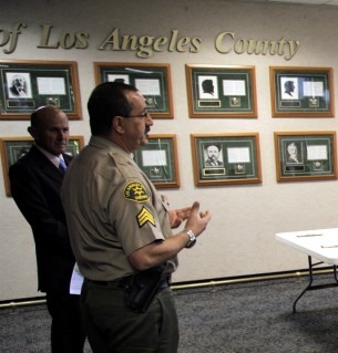 Lessons from the LA County Sheriff's Dept (photo: supplied)