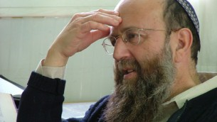 Rav Shagar (photo credit: courtesy)