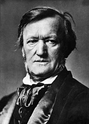 Richard Wagner (photo: Franz Hanfstaengl / Wikimedia Commons / Public Domain)
