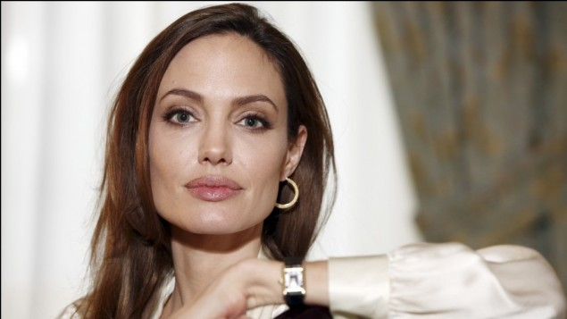 Actress Angelina Jolie disclosed in May 2013 that she had had both breasts removed as a preventive measure. (photo credit: AP/Carlo Allegri, File)