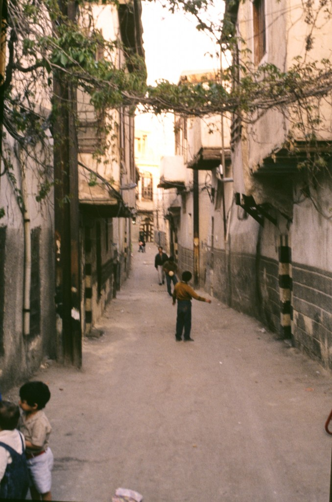 Damascus Old City (Courtesy of Christoph Knoch)