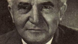 David ben Gurion leader of Palestinian Jews