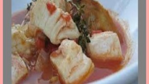 Kosher Seafood Soup With Fennel and Garlic