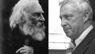 Henry Wadsworth Longfellow - Ariel Sharon