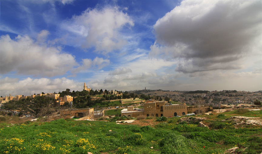 Sweeping views of the Old City. Photo by Joe Aminoff