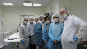 EyeYon medical team