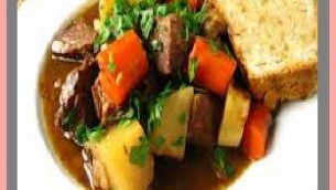 Kosher Irish Lamb Stew
