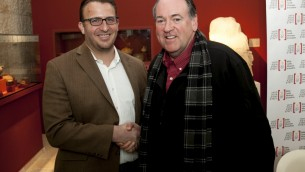 With Mike Huckabee