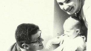 Mama, my father, and me 1958b
