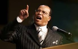Louis Farrakhan speaking