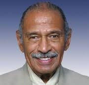 US Michigan Rep. John Conyers