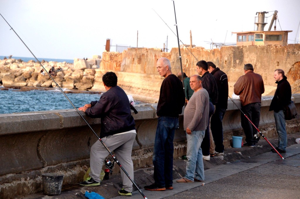 Fishermen of Jaffa.