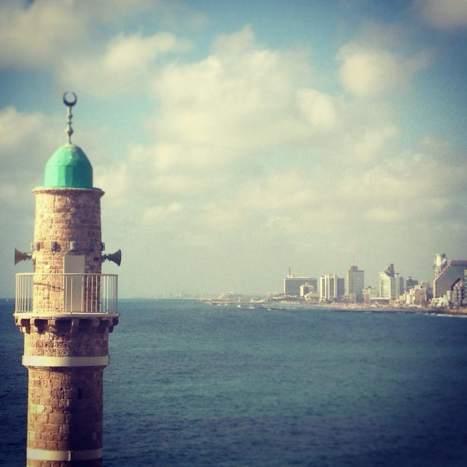 Jaffa. Photo by Sarah Tuttle-Singer.