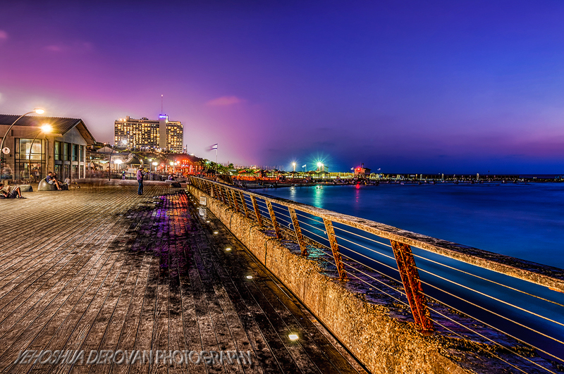 Namal, Tel Aviv Photo by Yehoshua Derovan