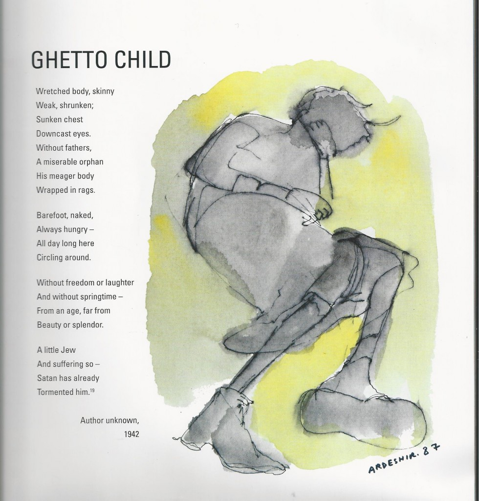 From the book Humanity, NOT - Ghetto Child