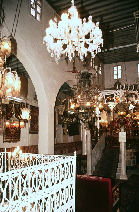 CK_Jobar Synagogue_Damascus_050
