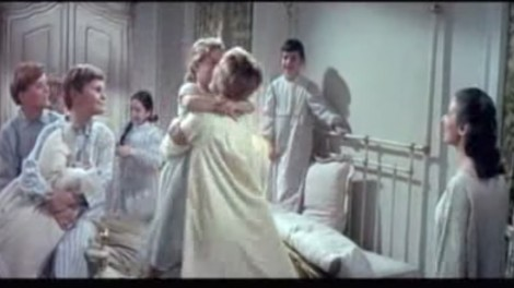 The von Trapp children in 'The Sound of Music' (Photo credit: via YouTube)