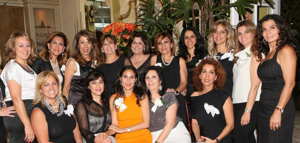 Hadassah Haifa-Nalka-All the ladies of Hadassah Haifa-Nalka chapter- Photo by Orly Halevy
