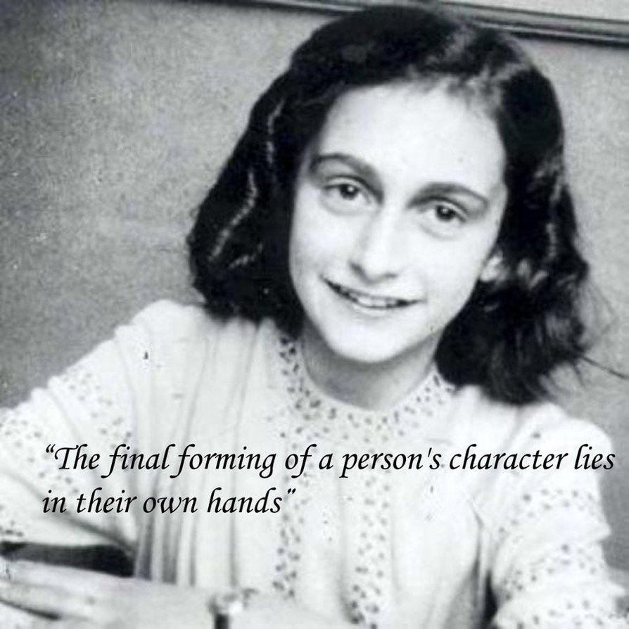 the diary of anne frank is an optimistic and beautiful work Class info classroom expectations  i am beautiful inside and out  the diary of anne frank (play version) this text will be read in class using the student.