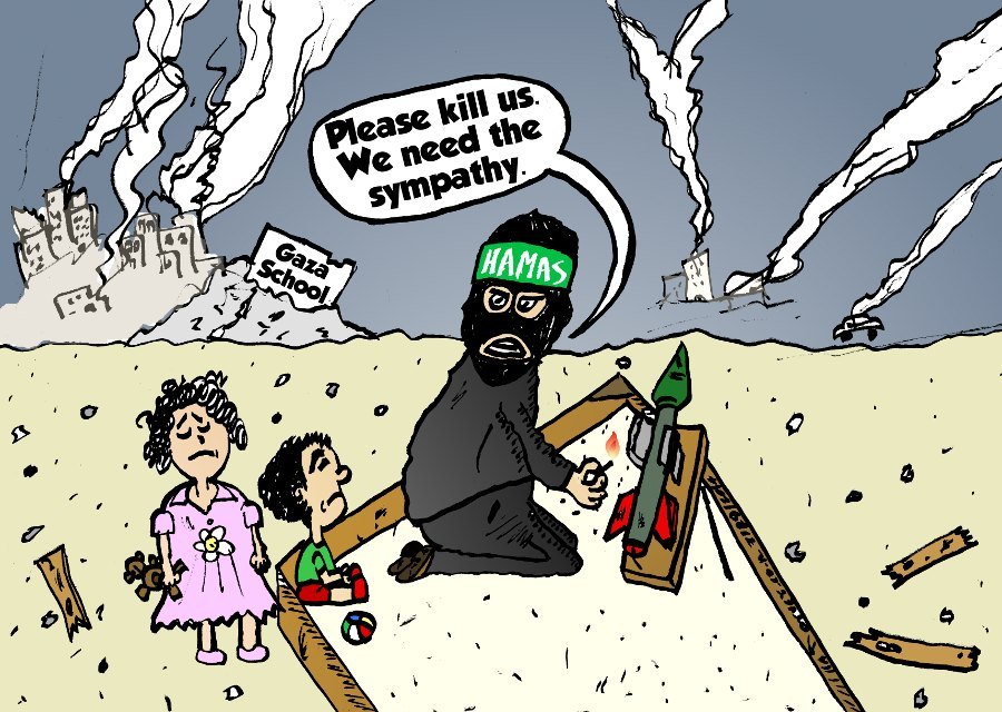 The thing Hamas wants more than life