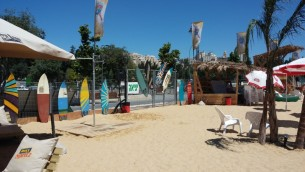 Beach-FirstStation- Fun In Jerusalem