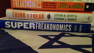 The Freakonomics Peace Plan