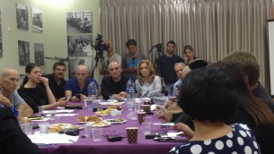 Knesset National Security and Foreign Affairs Meeting in Sderot