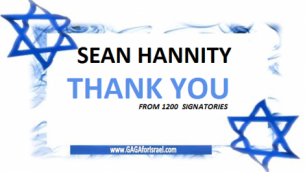 THANK YOU HANNITY