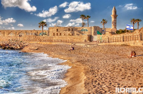 port of caesarea israel