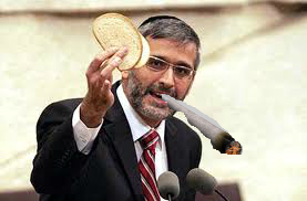 You had me at bread, MK Yishai