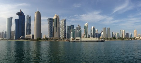 The consequence of Qatar's incredible energy boom.
