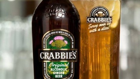 Go Ahead, Ask the Bartender to give you Crabbie's. I dare you. It's so good you don't care how bad the name is.