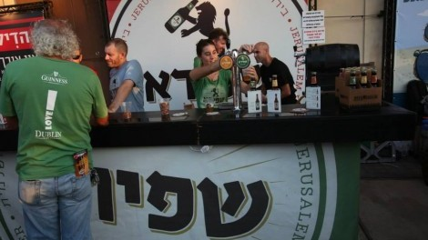 Shapiro Beers first caught  on in Jerusalem but are earning a national following