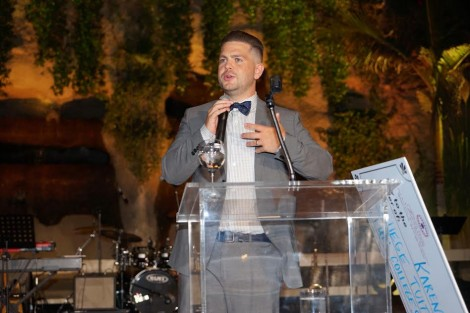 Jack Osbourne, recipient of the Spirit of Sobriety Award-Photo by Orly Halevy