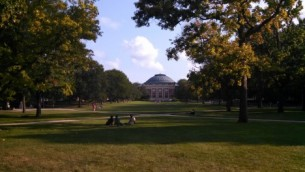 University of Illinois at Urbana-Champaign quad