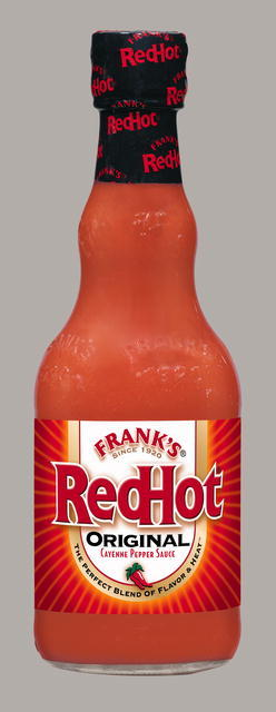 Frank's Hot Sauce is a key ingredient to most American Buffalo wing sauces according to Wing's Chef Rob Ben Or